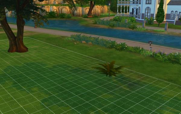 Sims 4 Outdoor Leben Trockene Waldfarn