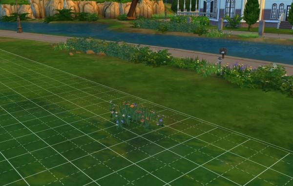 Sims 4 Outdoor Leben Waldblumen