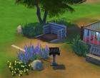 Sims 4 Outdoor Leben Waldzuflucht Garten 1