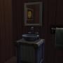 Sims 4 Outdoor Leben Zuflucht am Flussufer Badezimmer