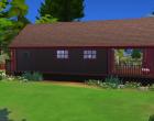 Sims 4 Outdoor Leben Zuflucht am Flussufer Seite