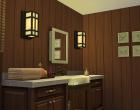 Sims 4 Outdoor Leben Zuflucht am See Erdgeschoss Badezimmer
