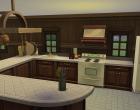 Sims 4 Outdoor Leben Zuflucht am See Küche