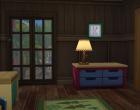 Sims 4 Outdoor Leben Zuflucht am See Obergeschoss Kinderzimmer