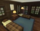 Sims 4 Outdoor Leben Zuflucht am See Obergeschoss SChlafzimmer A 1