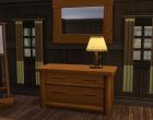 Sims 4 Outdoor Leben Zuflucht am See Obergeschoss Schlafzimmer B