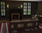 Sims 4 Outdoor Leben Zuflucht am See Wohnzimmer