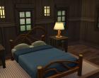 Sims 4 Outdoor Leben Zuflucht am Seeufer Schlafzimmer