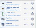 Sims 4 Outdoor Leben kaufbare Gegenstände 1