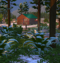 Winter in Granite Falls