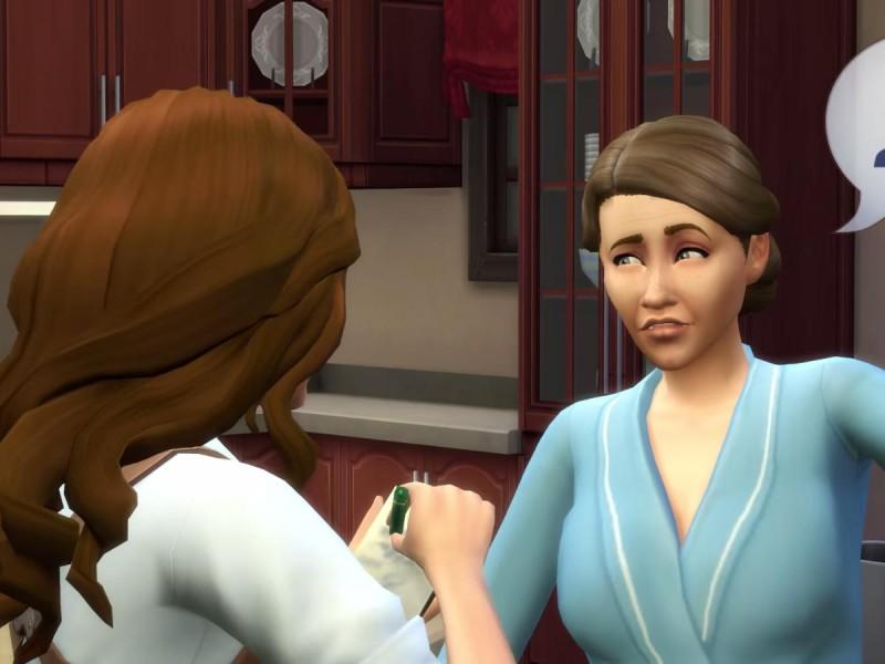 Die Sims 4 Erweiterung  Augenzeugen befragen 5
