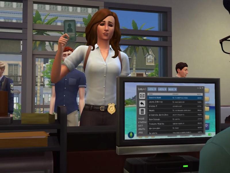 Die Sims 4 Erweiterung Ausweis zeigen 2
