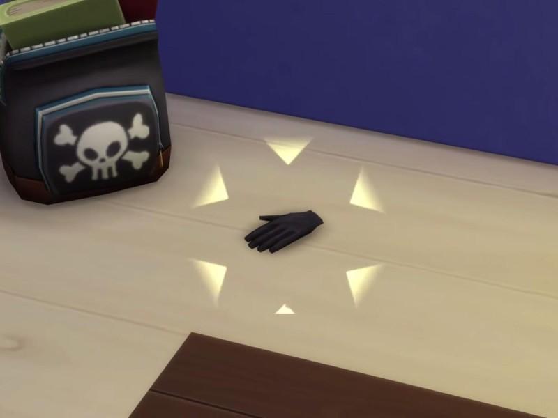 Die Sims 4 Erweiterung  Detektiv am Tatort Hinweis untersuchen