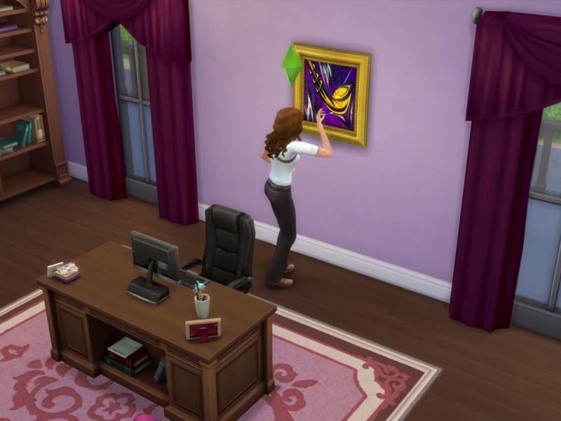 Die Sims 4 Erweiterung  Fingerabdrücke