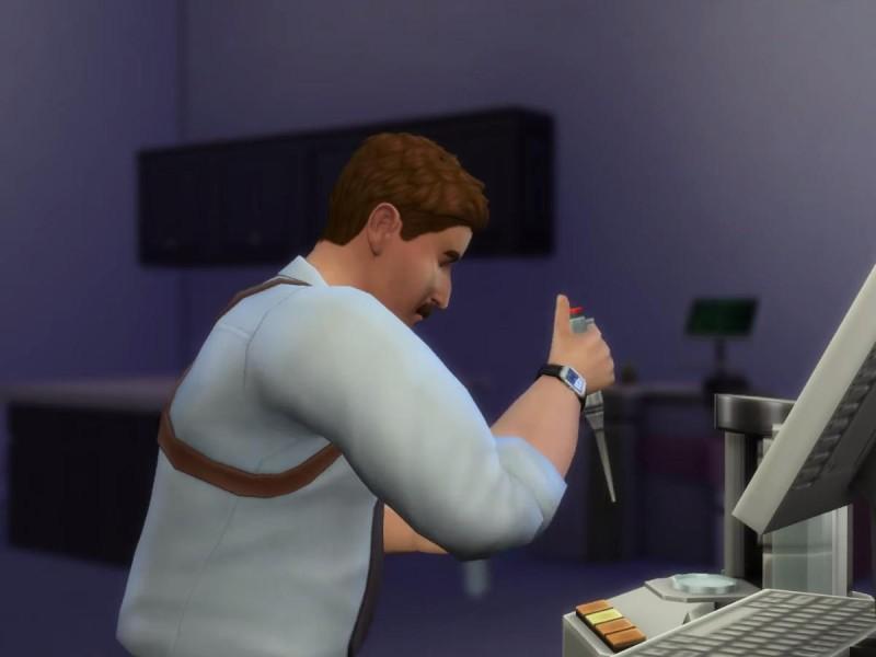 Die Sims 4 Erweiterung  Hinweise analysieren 2