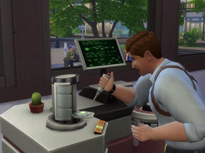 Die Sims 4 Erweiterung  Hinweise analysieren 3