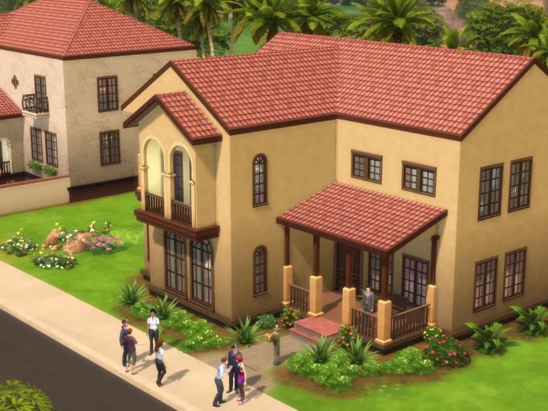 Die Sims 4 Erweiterung Tator