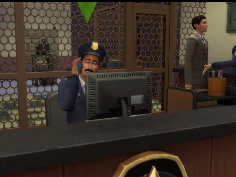 Die Sims 4 Erweiterung Tisch 2