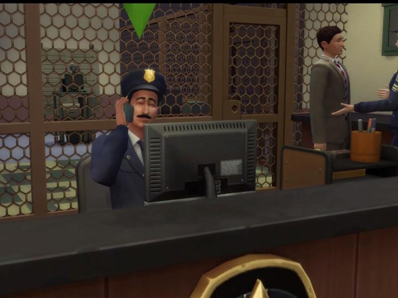 Die Sims 4 Erweiterung Tisch 3