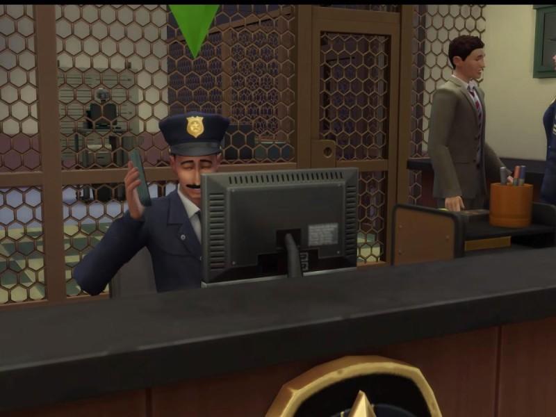 Die Sims 4 Erweiterung Tisch