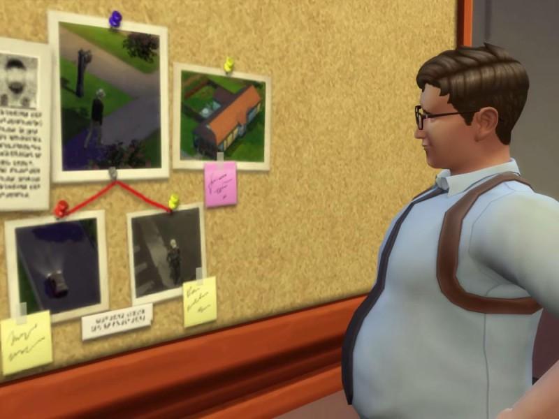 Die Sims 4 Erweiterung Verbrecherkarte 2