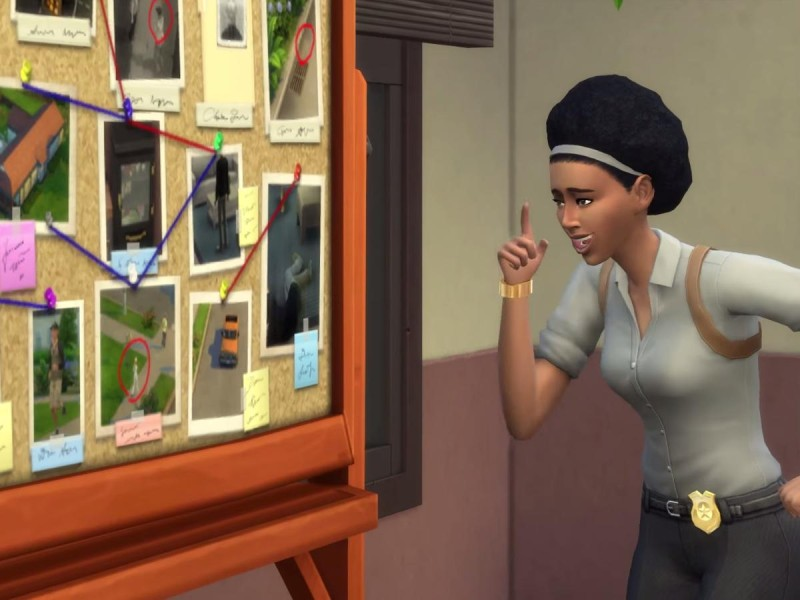 Die Sims 4 Erweiterung Verbrecherkarte Kombinieren 2
