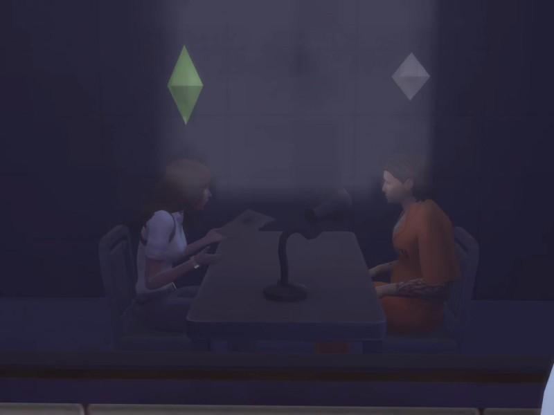 Die Sims 4 Erweiterung Verhör 2