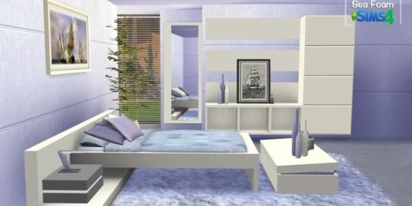 Schlafzimmer Meer 1