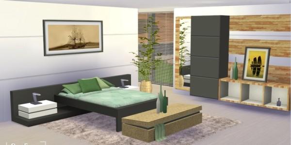 Schlafzimmer Meer 2