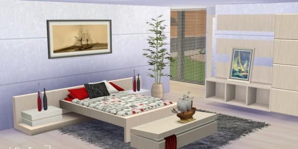 Schlafzimmer Meer 3