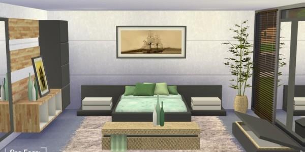 Schlafzimmer Meer 4