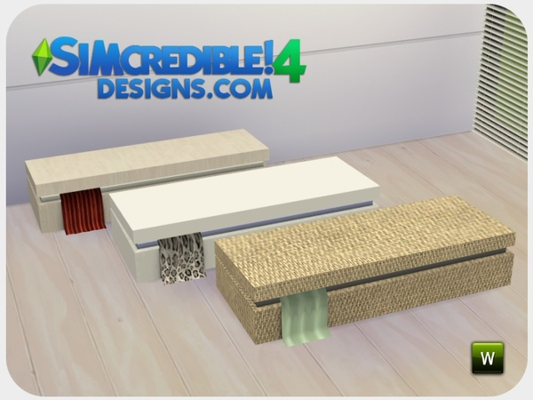 Sims 4 Schöne Downloads: Schlafzimmer für Pärchen