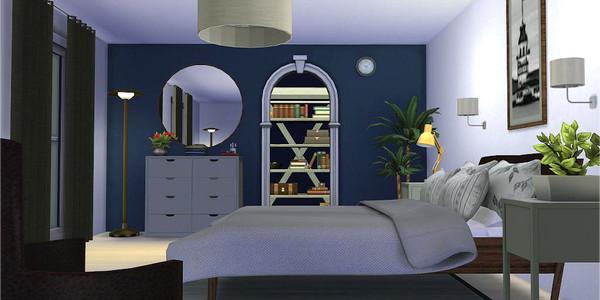Schlafzimmer Stockholm 2
