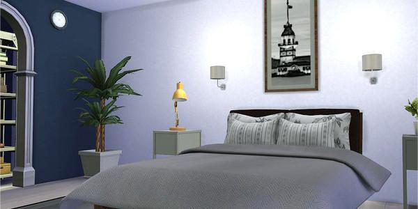 Schlafzimmer Stockholm 4