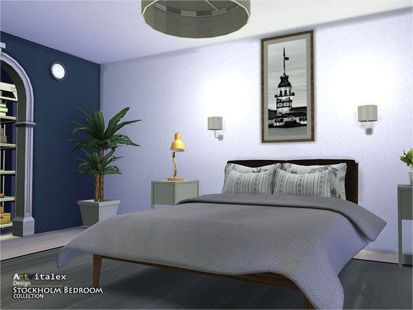 wunderbar sims 3 schlafzimmer modern Abbild