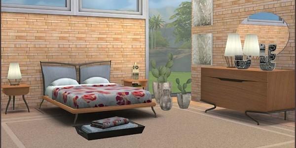 Schlafzimmer mediterran 1