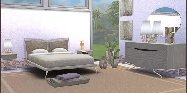 Schlafzimmer mediterran 2