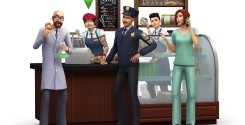 Sims 4 An die Arbeit Berufe und Geschäfte