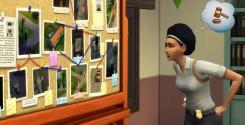 Sims 4 An die Arbeit Detektiv