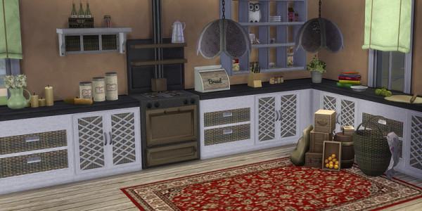 Sims 4 Schöne Downloads – Shabby Chic