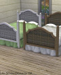 Sims 4 Download Shabby Chic Schlafzimmer Bett
