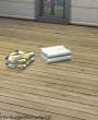 Sims 4 Download Shabby Chic Schlafzimmer Decke gefaltet