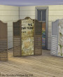 Sims 4 Download Shabby Chic Schlafzimmer Raumtrenner