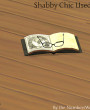 Sims 4 Download Shabby ChicWohnzimmer 2 Buch und Brille