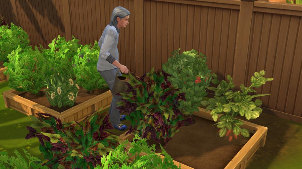 Sims 4 Mod Alle Pflanze weiterentwickeln