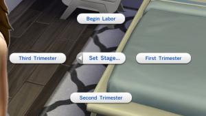 Sims 4 Schwangerschafts Mod Dauer der Schwangerschaft bestimmen