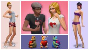 Sims 4 Valentine Inhalt