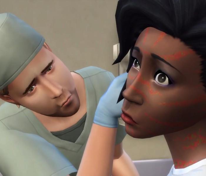 Sims 4 erstes Addon Trailer 12