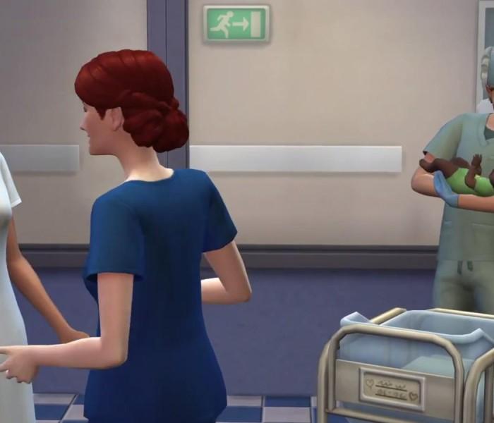 Sims 4 erstes Addon Trailer 17