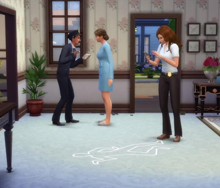 Sims 4 erstes Addon Trailer 26